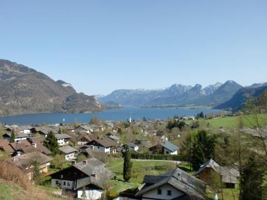 lake fuschl st gilgen salzburg austria