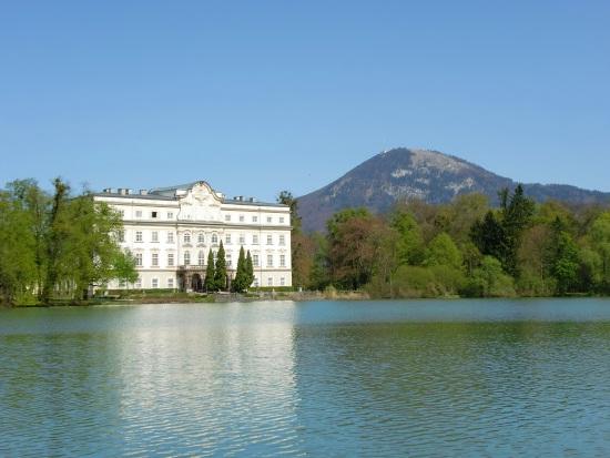 leopoldskron palace salzburg sound of music austria