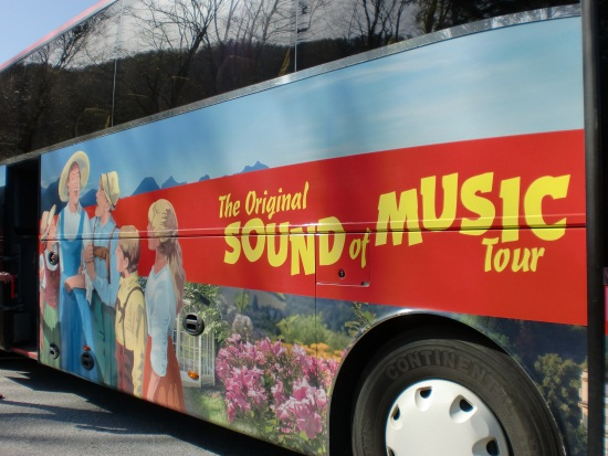 sound of music tour bus salzburg austria