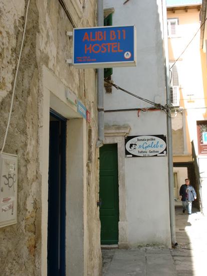 Alibi Hostel Piran Slovenia