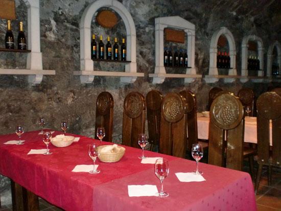 Vinakras Wine Cellar, Sezana, Slovenia