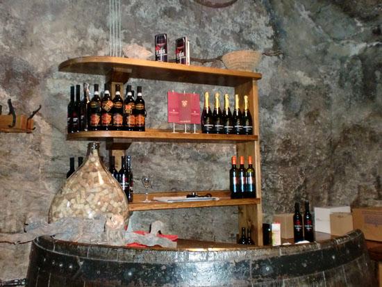 Vinakras Winery, Karst region, Slovenia