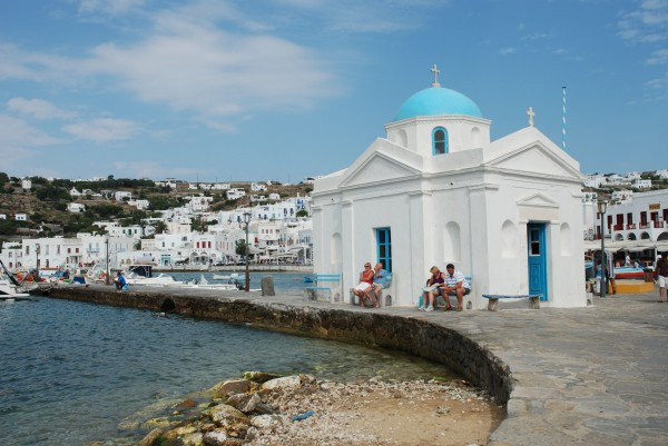 Chora, Mykonos Town, Cyclades, Greece