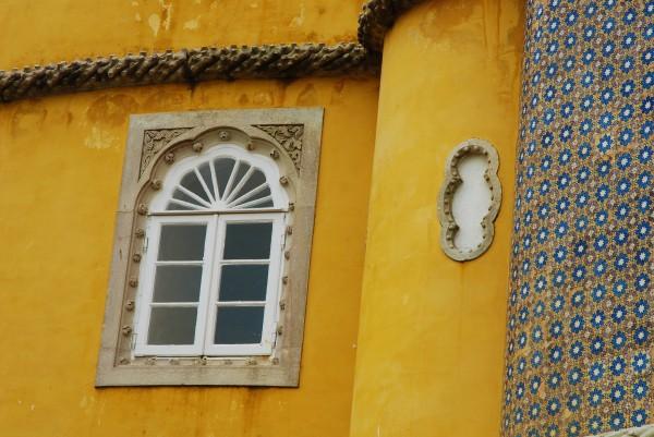 Yellow Walls Pena Palace