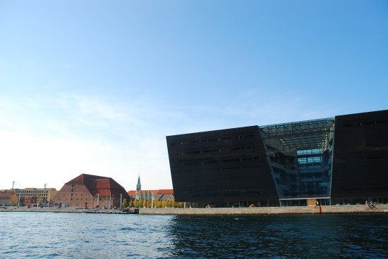 Black Diamond Library, Copenhagen
