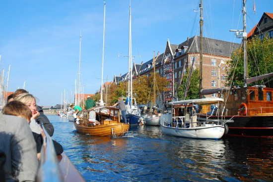 Canal Tour of Copenhagen