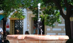 Water Fountain Seville