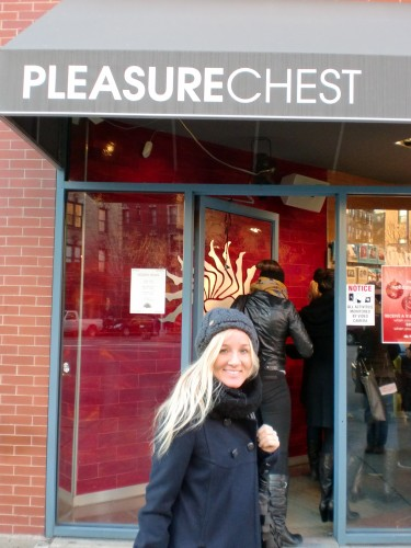 Pleasure Chest Sex and the City New York