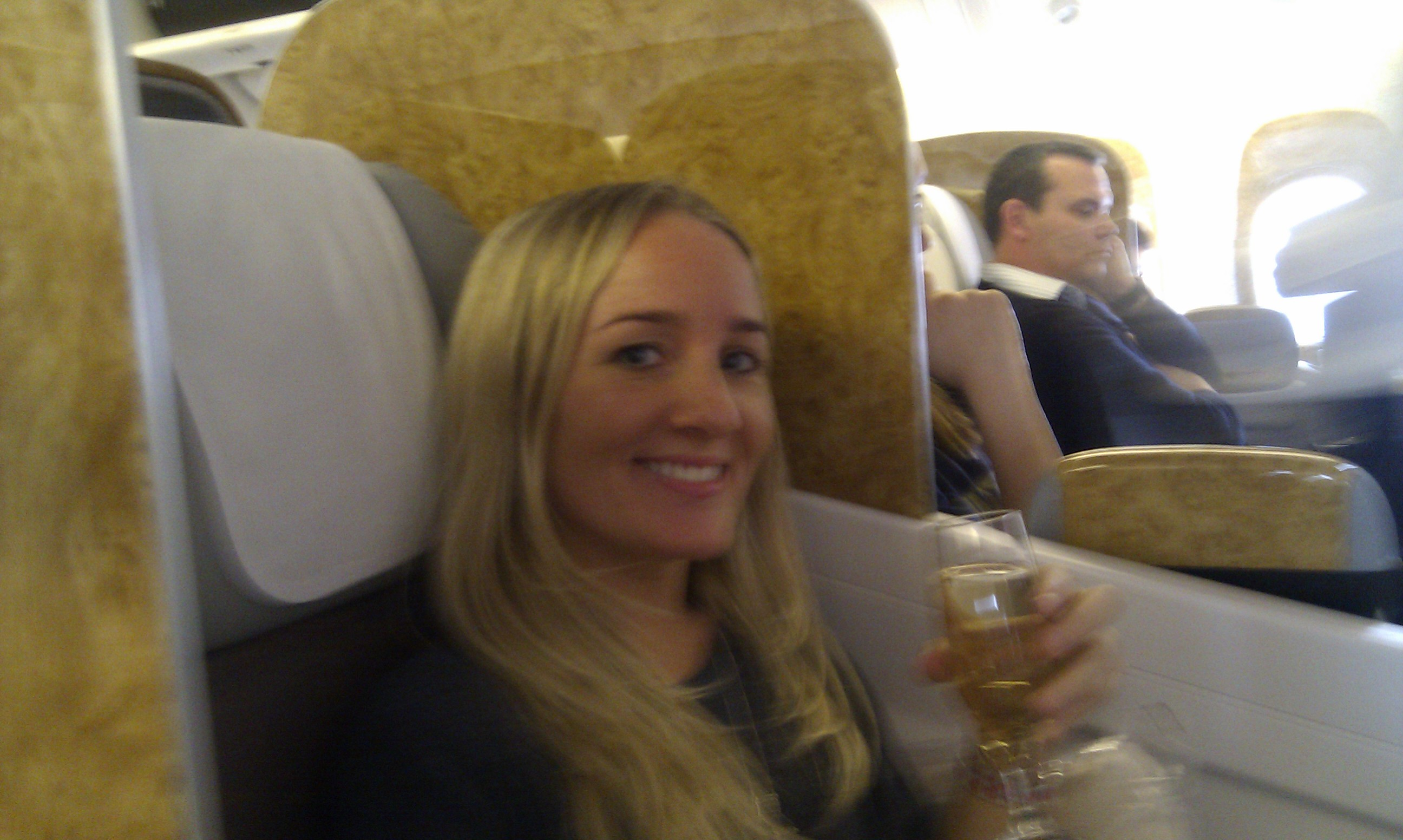 Business Class Travel Blog