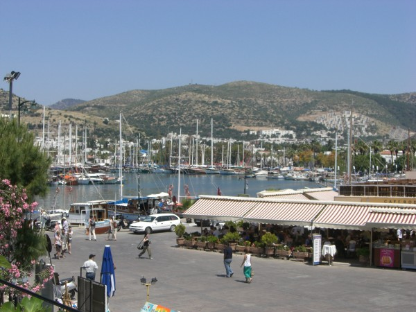 Bodrum Marina, Turkey