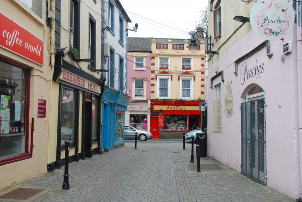 Kilkenny Town Centre, Ireland