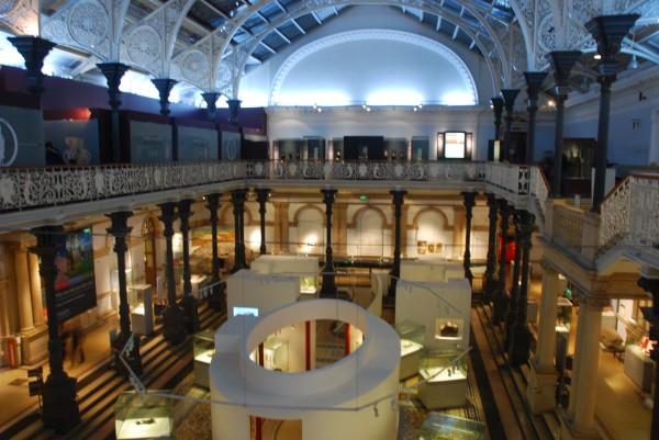 Archaeology Museum Dublin
