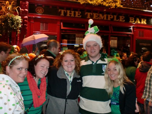 St.Paddy's Fay Temple Bar