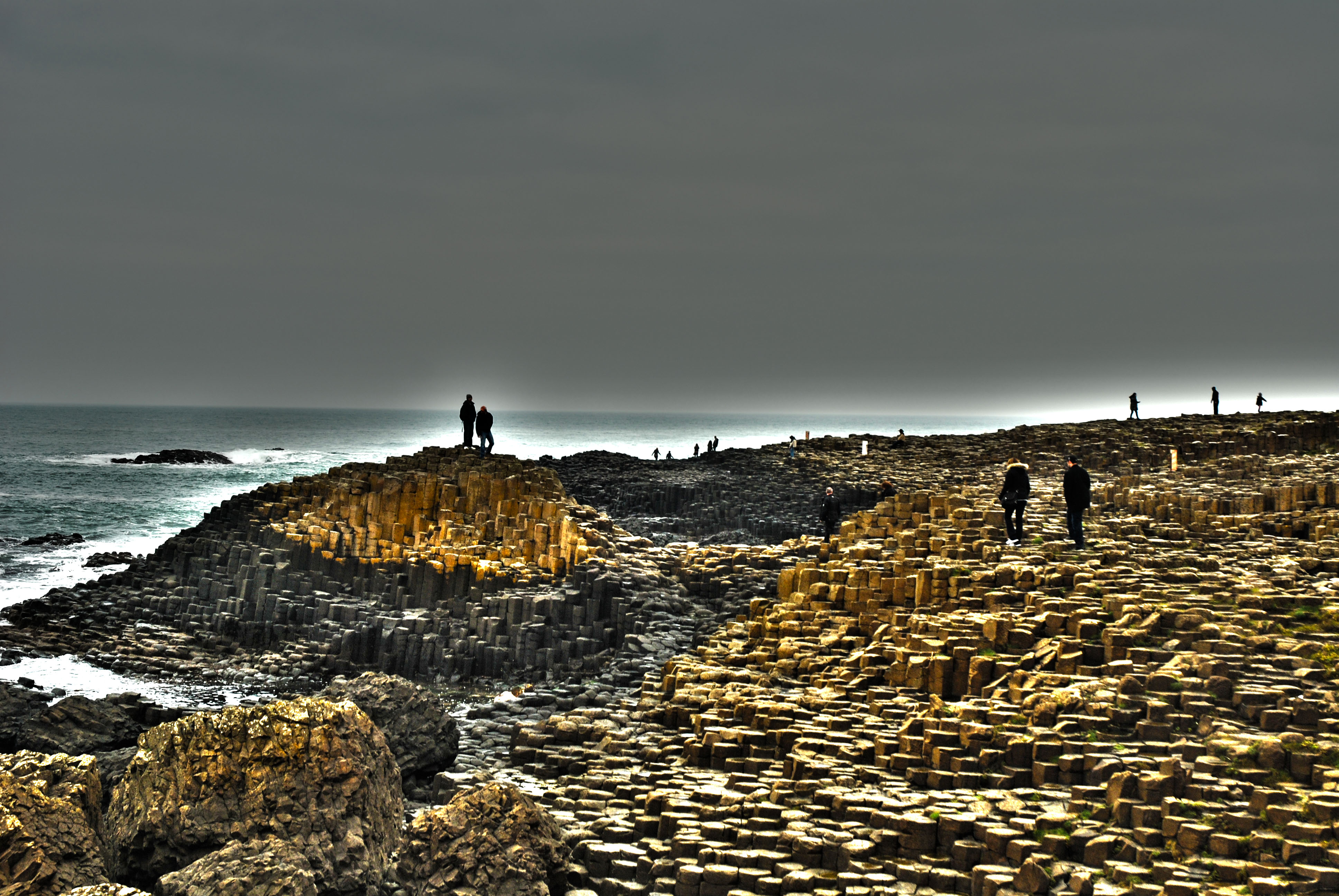 The Giant's Causeway Large
