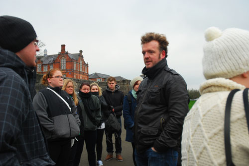 Walking Tour of Derry