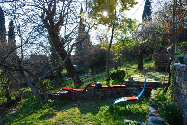 Gornja Lastva Garden