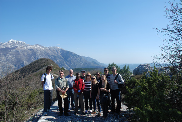 Hiking the Montenegro Mountains