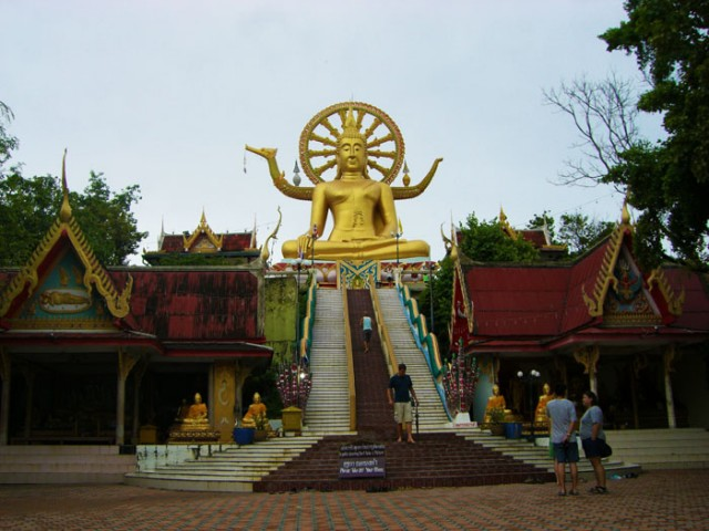 Big Buddha Koh Samui, Thailand