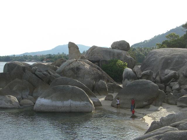 Grandfather Rock Koh Samui