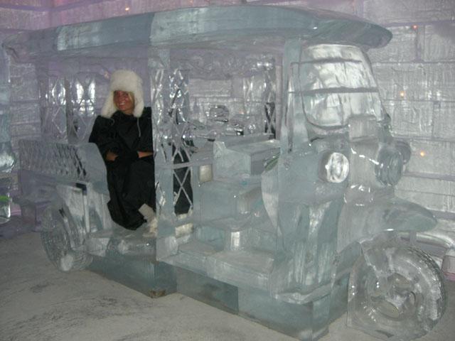 Ice Bar Koh Samui, Thailand