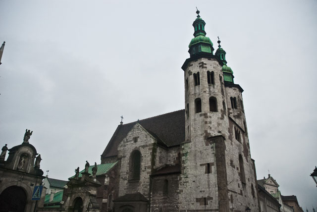 St.Andrews Church in Krakow, Poland