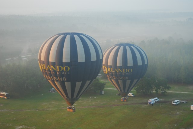 Orlando Hot Air Balloons