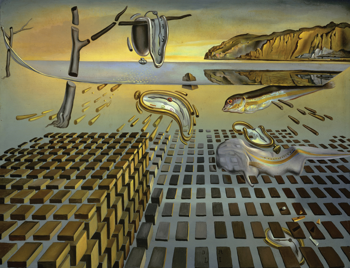 Salvador dails the persistence of memory analysis art essay