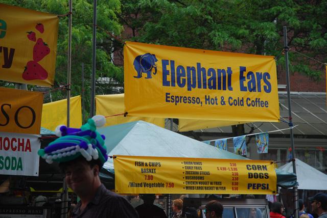 Elephant Ears Portland