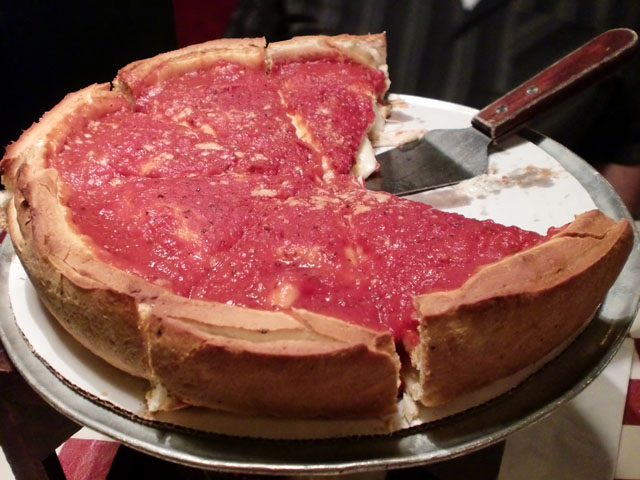 Giordanos Pizza, Chicago