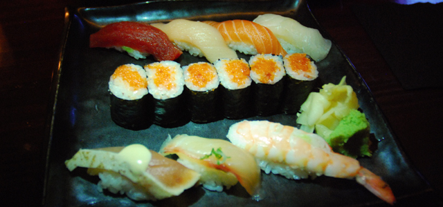 Blue Ribbon Sushi at Cosmopolitan of Las Vegas
