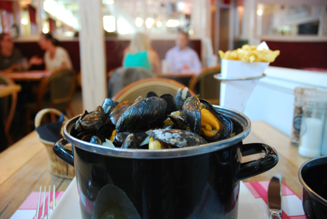 Moules Frites Ghent