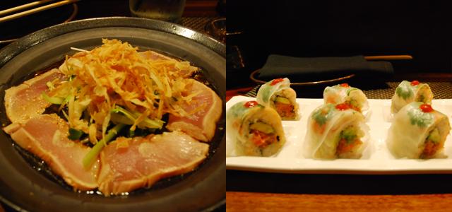 Sushi Roku at Cesars Palace Las Vegas