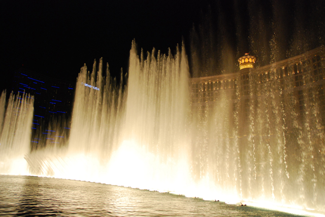 Bellagio Fountain Show, Las Vegas