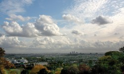 Alexandra Palace View- Autumn Walks in London