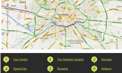 Machester Area Guide One UK
