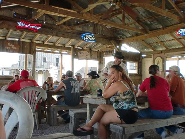 J Lorraine Ghost Town Restaurant
