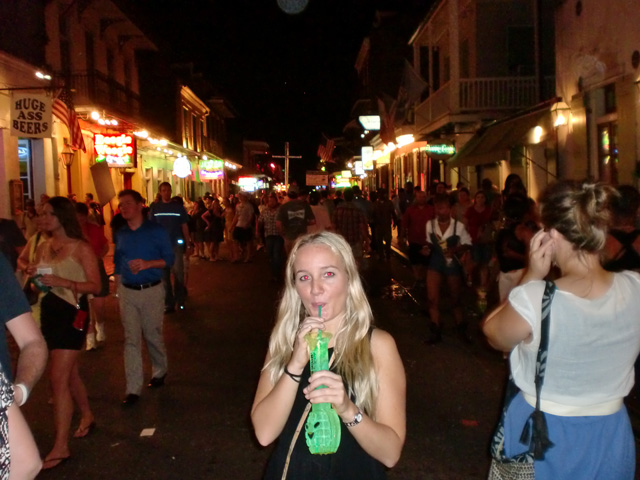 Hand Grenade New Orleans