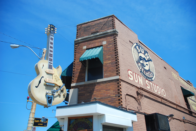 Sun Studio Memphis, Birthplace of rock n roll