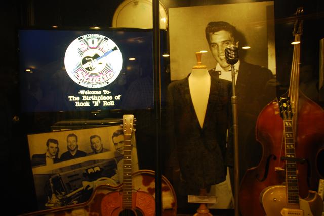 Sun Studio Museum Memphis, Tennessee
