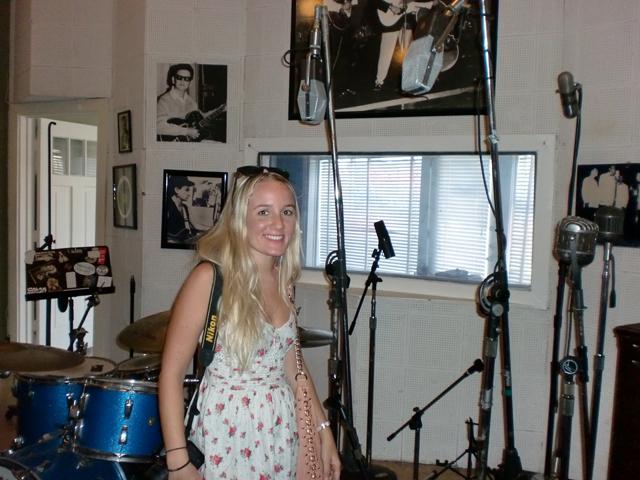 Sun Studio Recording Studio