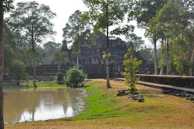 Baphuon Temple Cambodia