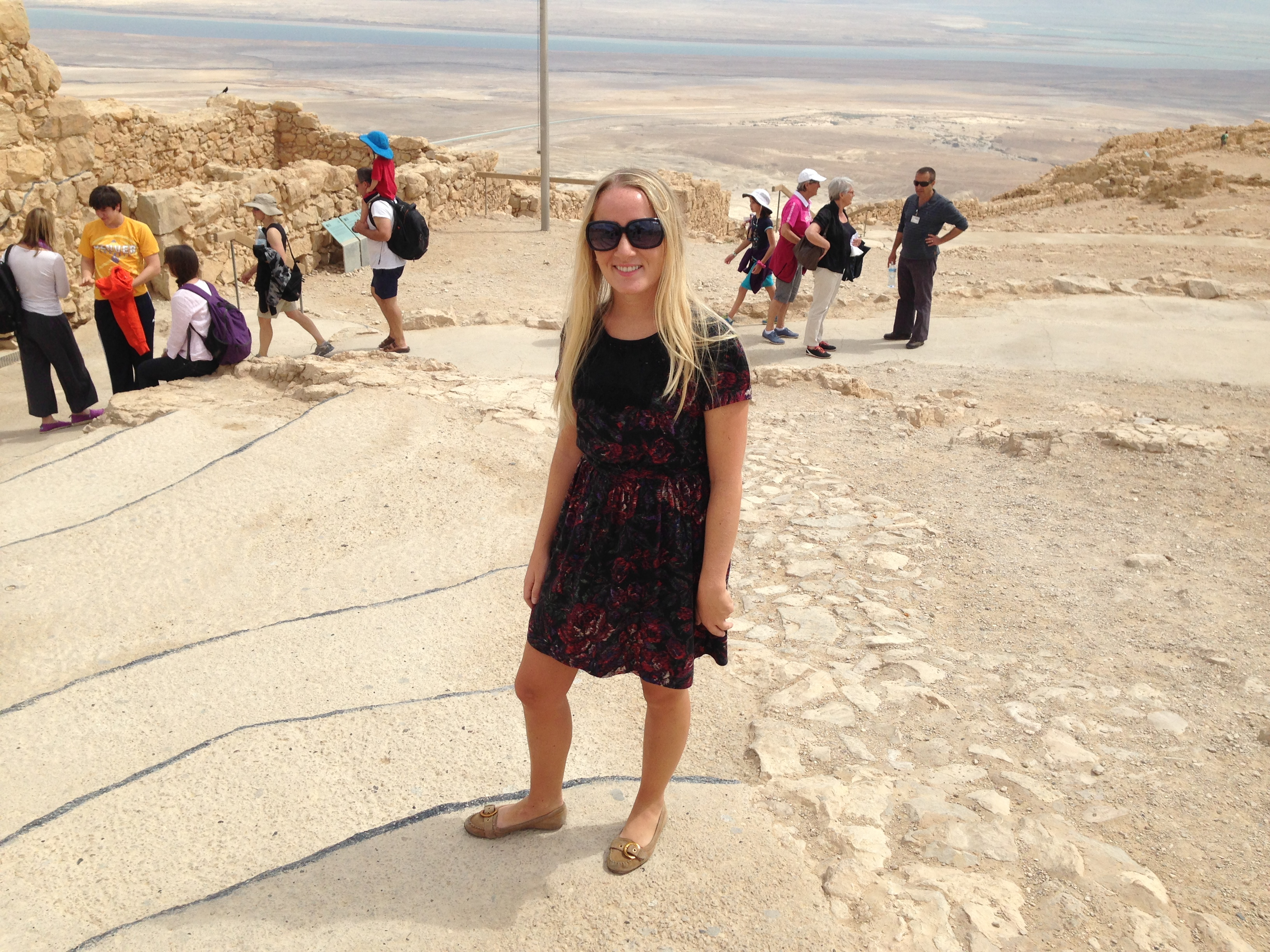b2585923901c What to Wear to Masada in the Dead Sea