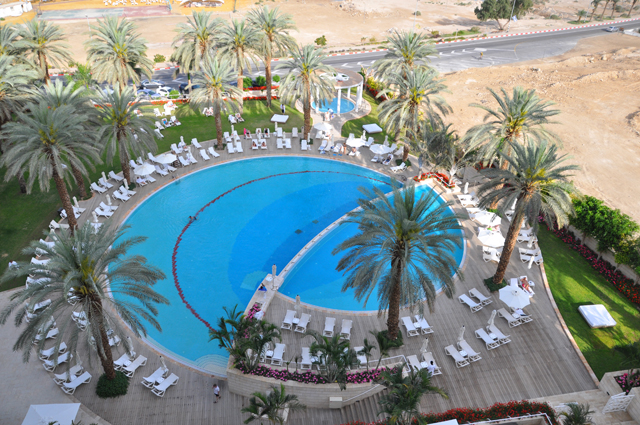 Isrotel Dead Sea Pool