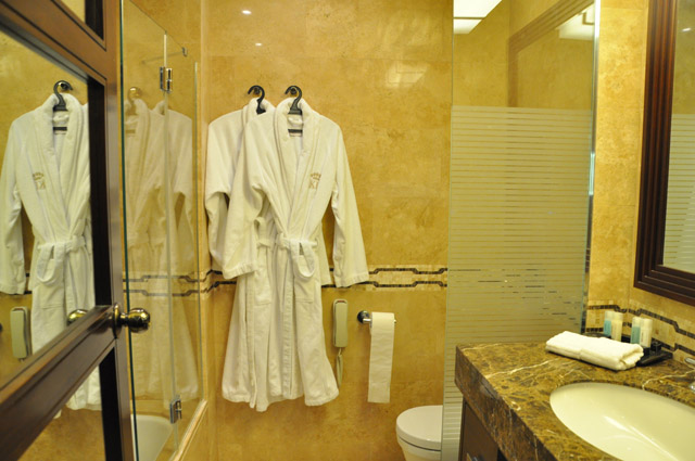 King David Hotel Bathroom, Jerusalem