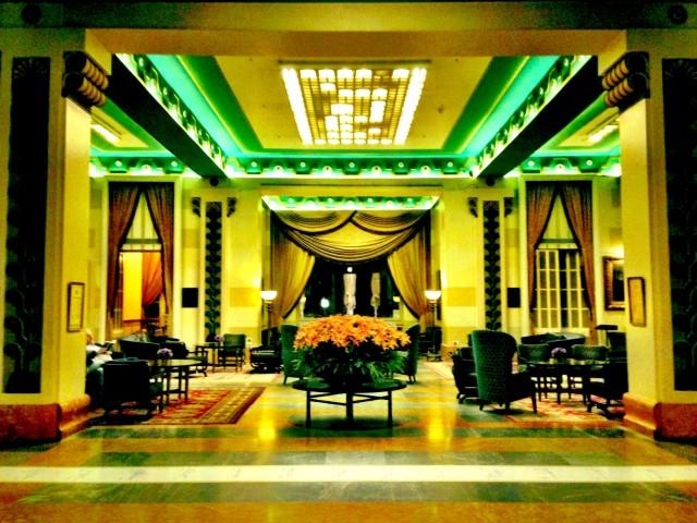 King David Hotel Lobby, Jerusalem