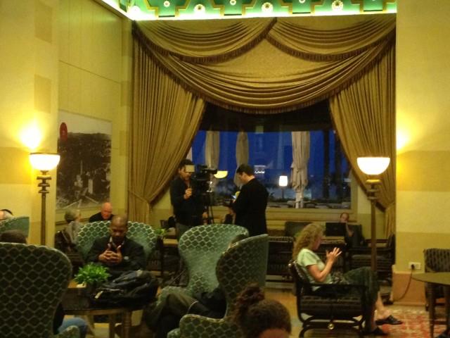 King David Hotel Jerusalem Obama Visit