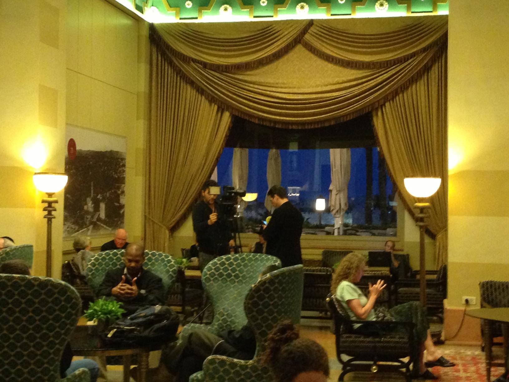 King David Hotel Jerum Visit