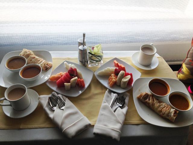 Breakfast Sama Sama Hotel Kuala Lumpur