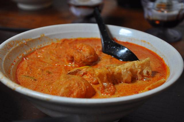Curry Laksa Jonker 88 Melaka