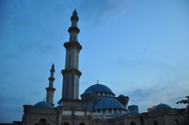 Federal Territory Mosque Kuala Lumpur